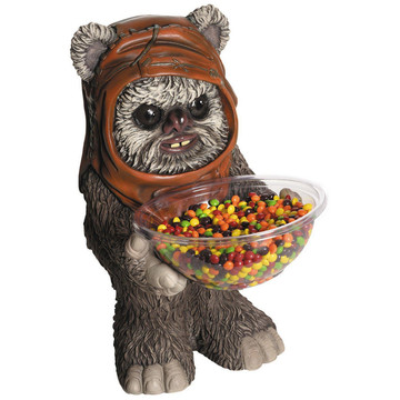 Star Wars Ewok Candy Bowl and Holder