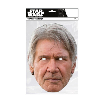 Star Wars Han Solo Facemask