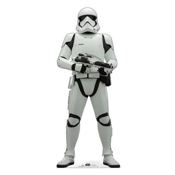 Star Wars IX Stormtrooper Infantry Standup