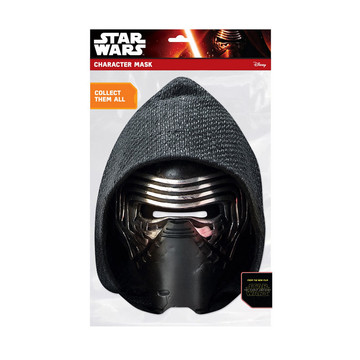 Star Wars Kylo Ren Facemask