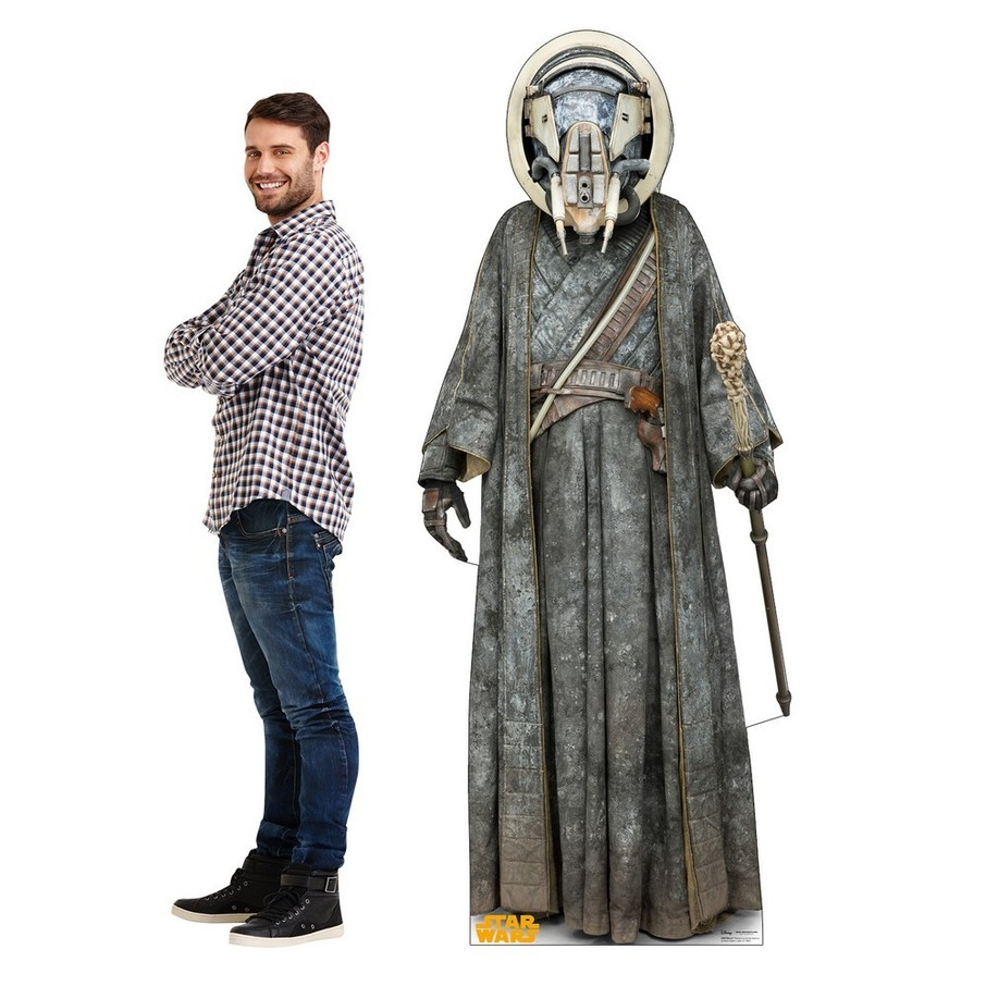View larger image of Star Wars Moloch Cardboard Standee