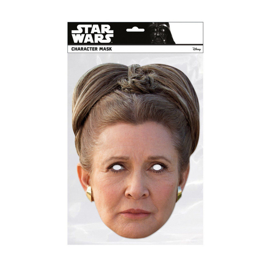 View larger image of Star Wars Princess Leia Facemask