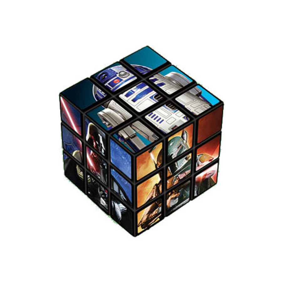View larger image of Star Wars Puzzle Cube (Each)