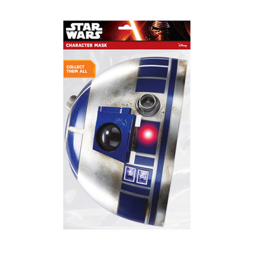 Star Wars R2-D2 Facemask
