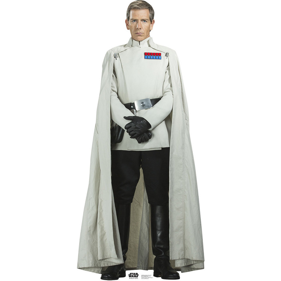 View larger image of Star Wars Rogue One Director Orson Krennic Cardboard Standup