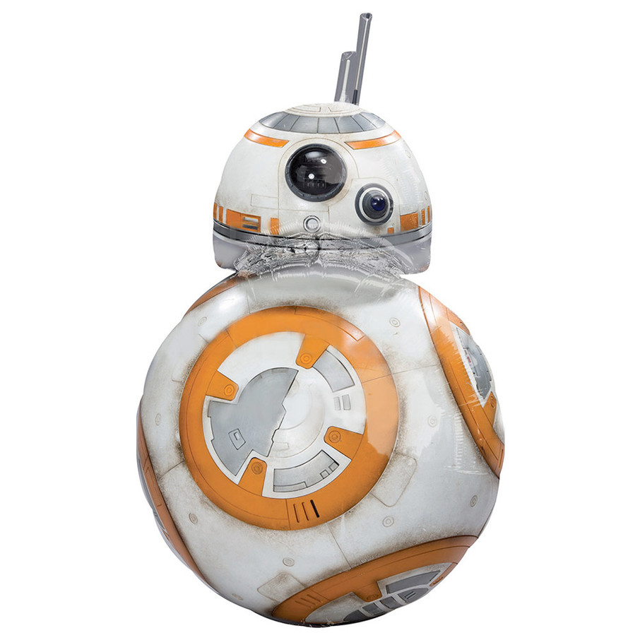 """View larger image of Star Wars: The Force Awakens 33"""" BB-8 Balloon"""