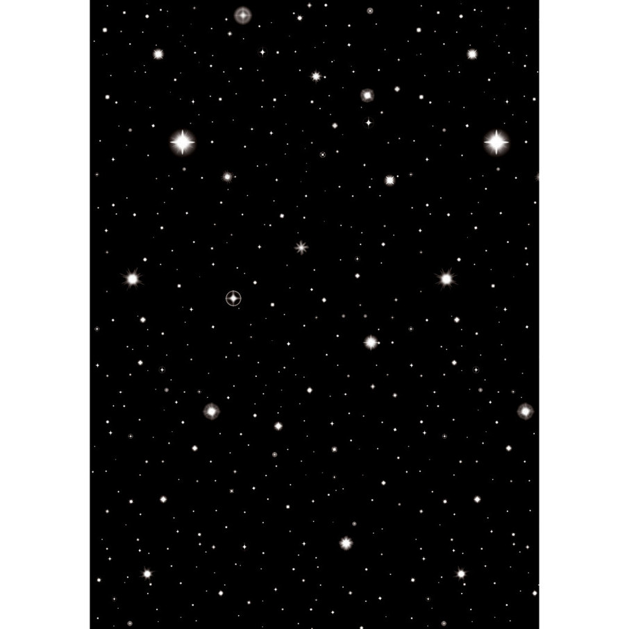 View larger image of Starry Night Room Roll