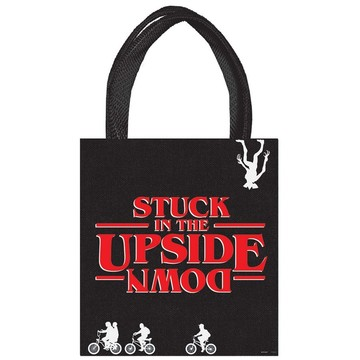 Stranger Things Canvas Bag