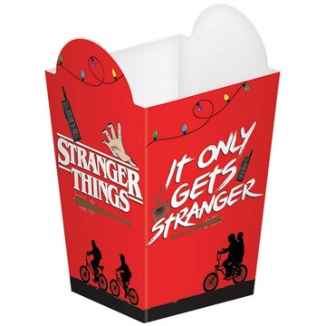 Stranger Things Popcorn Containers (8ct)