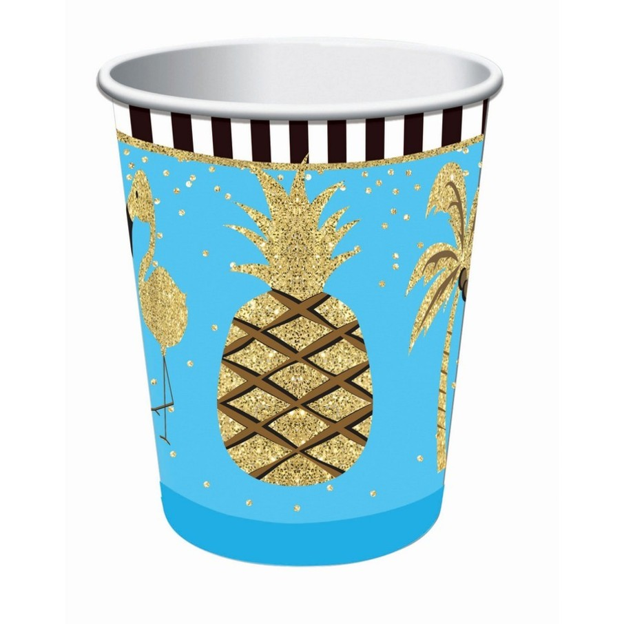 View larger image of Summer Paradise Sparkle 9oz. Cup (8)