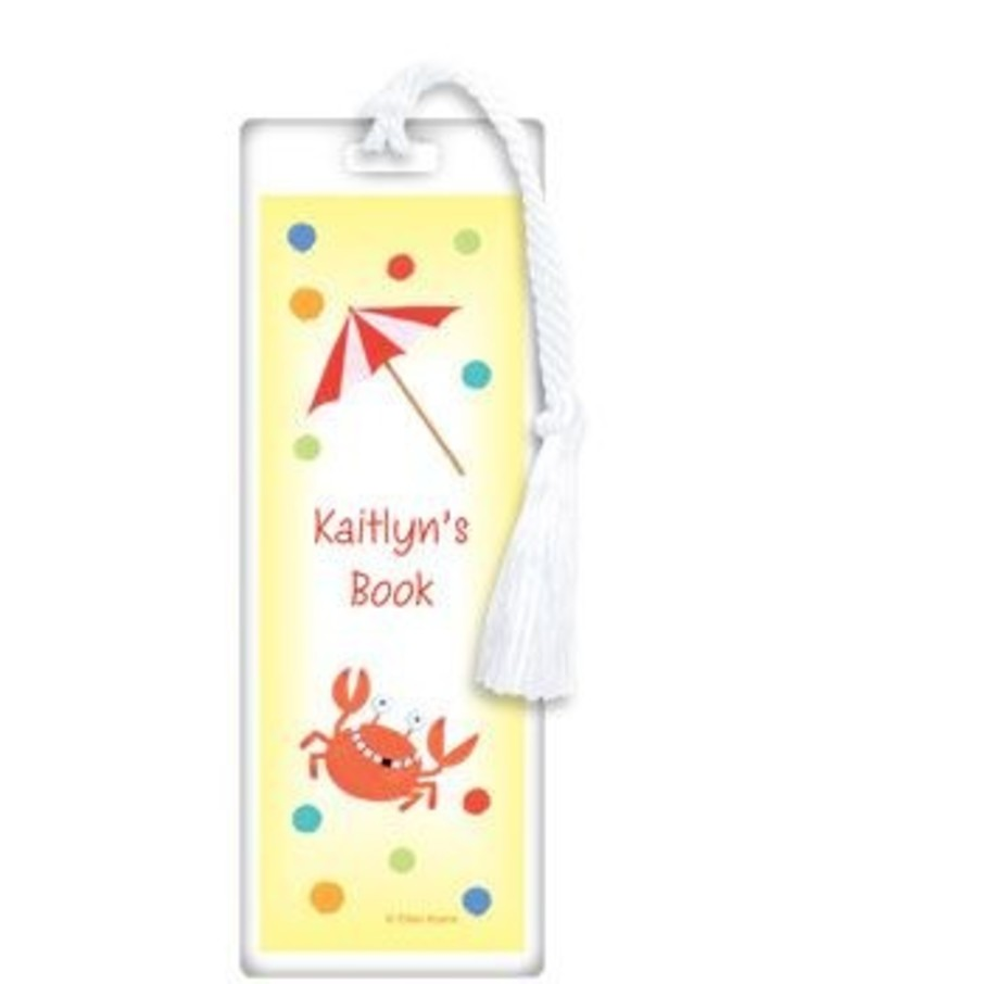 View larger image of Summer Treats Personalized Bookmark (each)