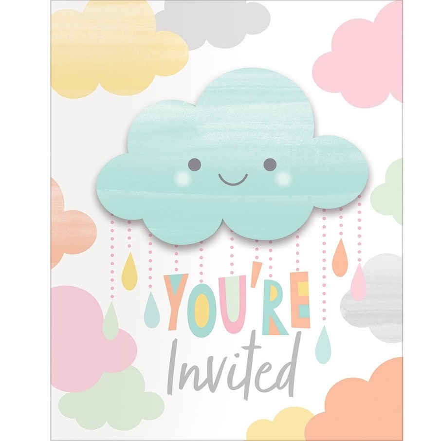 View larger image of Sunshine Baby Showers Invitation (8)