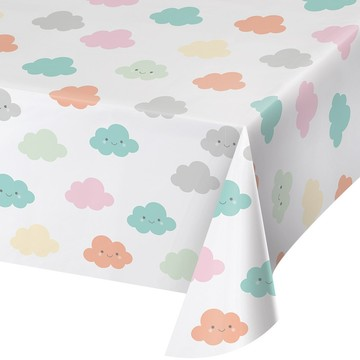 Sunshine Baby Showers Plastic Table Cover