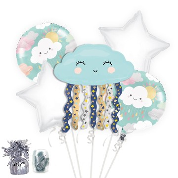Sunshine Showers Balloon Bouquet Kit