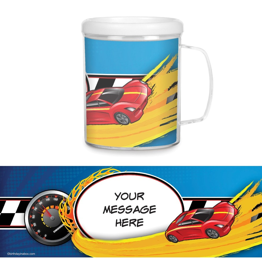 View larger image of Super Charged Personalized Favor Mugs (Each)
