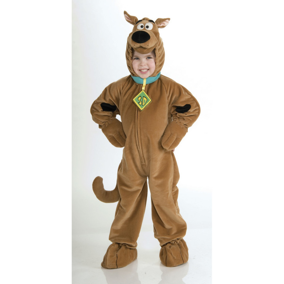 View larger image of Super Deluxe Scooby Doo - Kids Costume