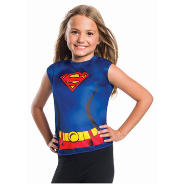 Super Girl Superhero Dress Up Set