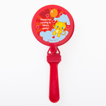 Super Happy Personalized Clappers (Set of 12)