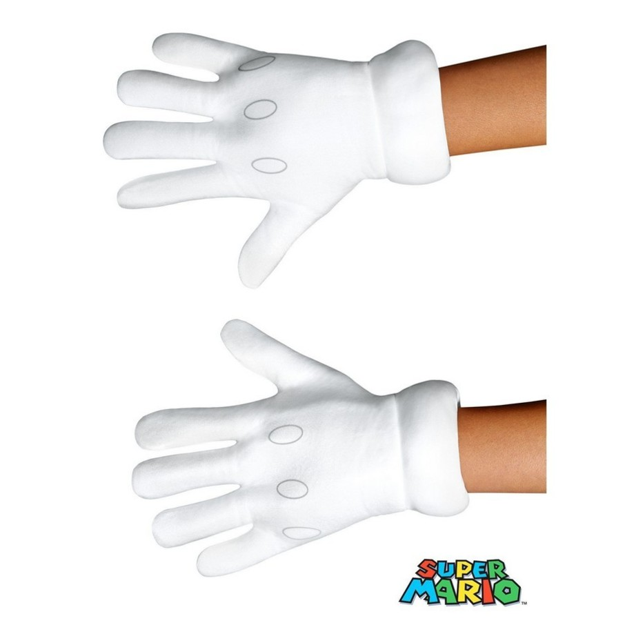View larger image of Super Mario Brothers Child Gloves