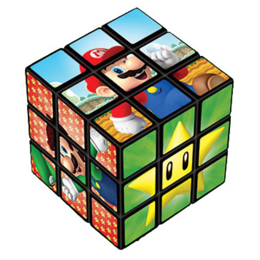 View larger image of Super Mario Puzzle Cube (1)