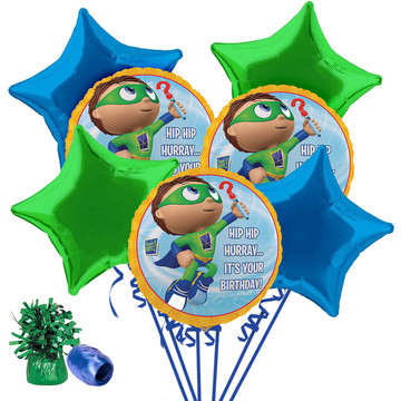 Super Why Balloon Bouquet Kit