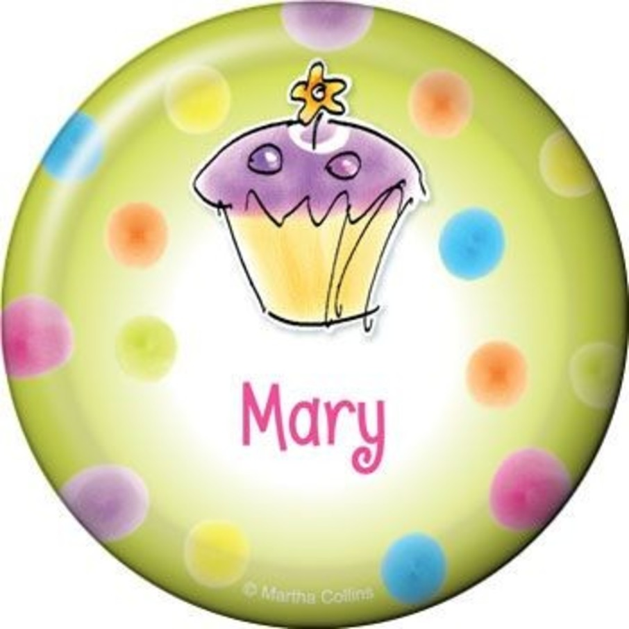 View larger image of Sweet Celebration Personalized Button (each)