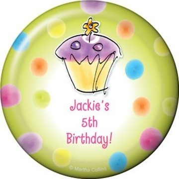 Sweet Celebration Personalized Magnet (each)