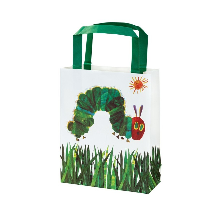 View larger image of Talking Tables The Very Hungry Caterpillar Paper Treat Bag, 8ct