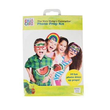 Talking Tables The Very Hungry Caterpillar Photo Prop Kit, 10ct