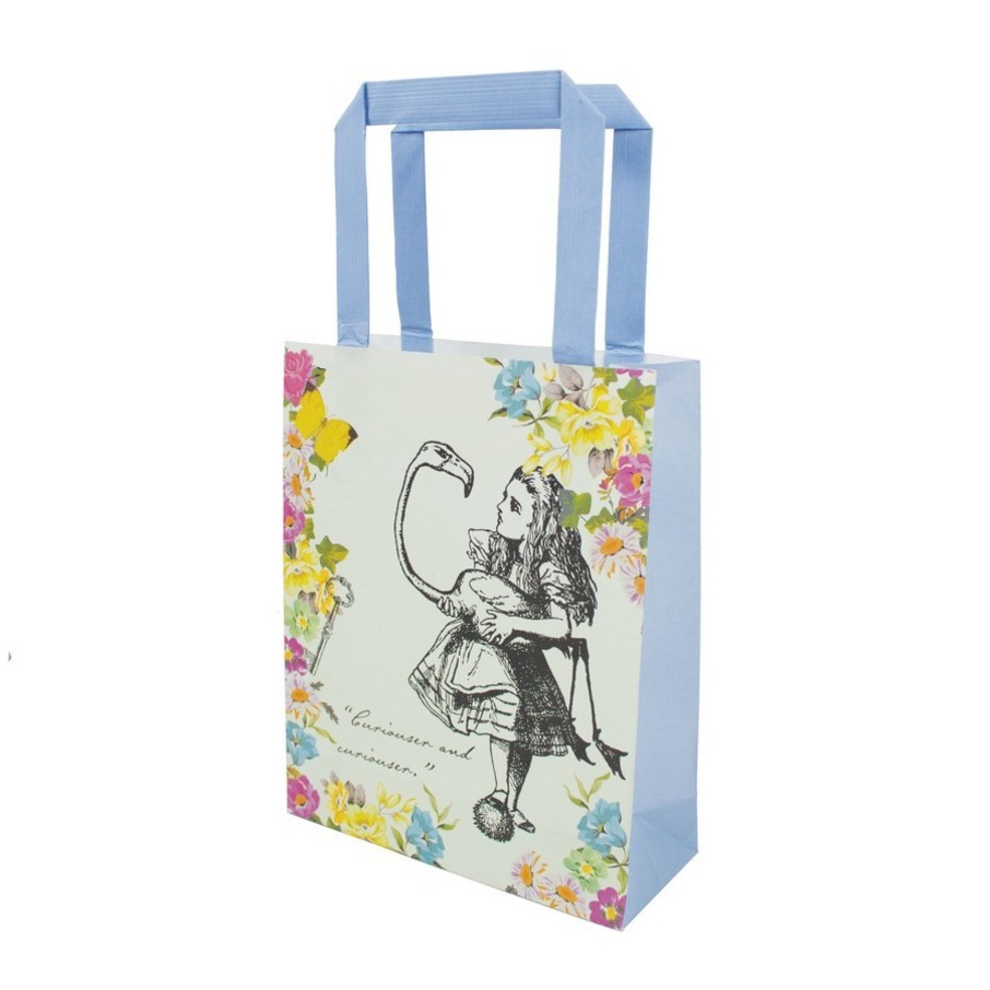 View larger image of Talking Tables Truly Alice Paper Bag Treat, 8ct