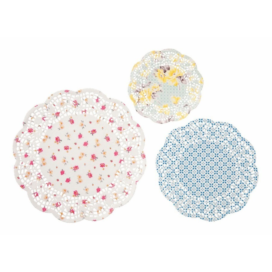 View larger image of Talking Tables Truly Assorted Scrumptious Doily, 24ct