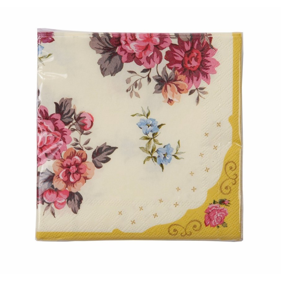 View larger image of Talking Tables Truly Scrumptious Beverage Napkins, 30ct