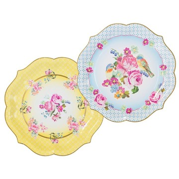 Talking Tables Truly Scrumptious Serving Platter, 4ct