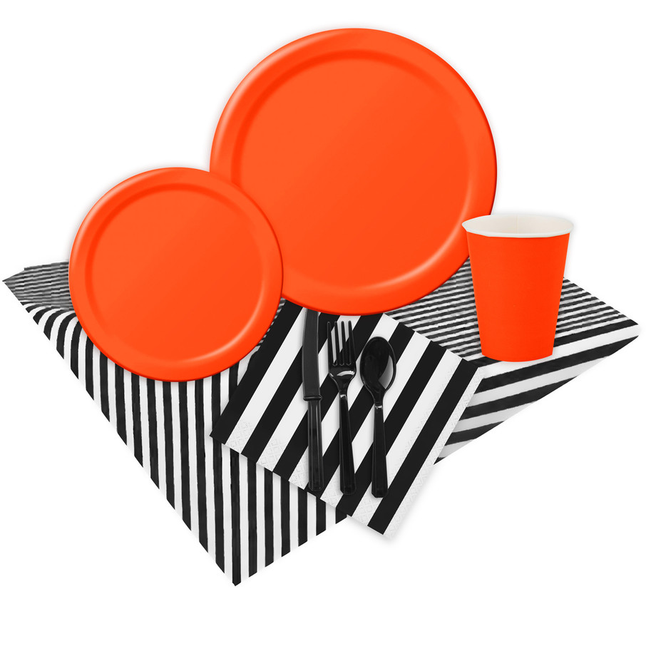 View larger image of Tangerine Party Pack (For 16 Guests)