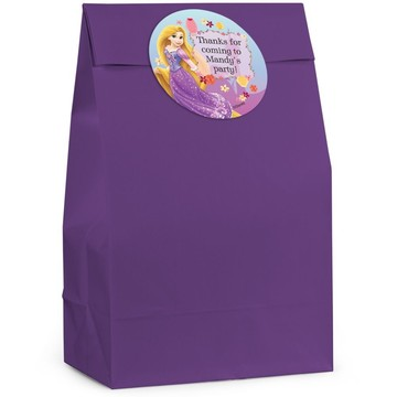 Tangled Personalized Favor Bag (Set Of 12)