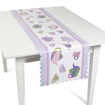 Tea Party Table Runner (1)