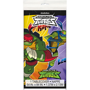 Teenage Mutant Ninja Turtles Plastic Table Cover (1)