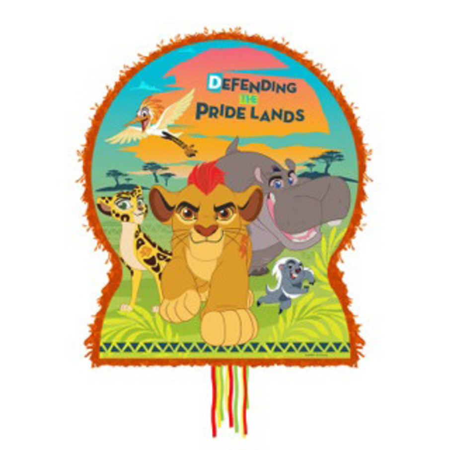 View larger image of The Lion Guard Pinata