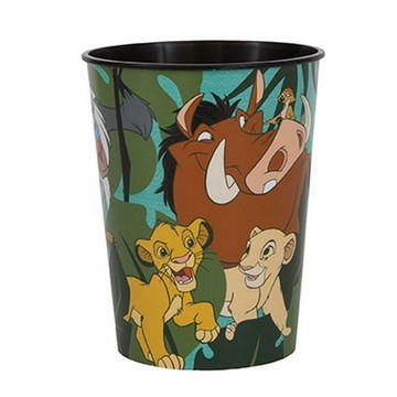 The Lion King 16oz Plastic Favor Cup