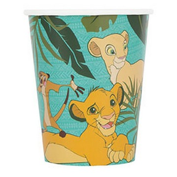 The Lion King 9oz Paper Cups, 8ct