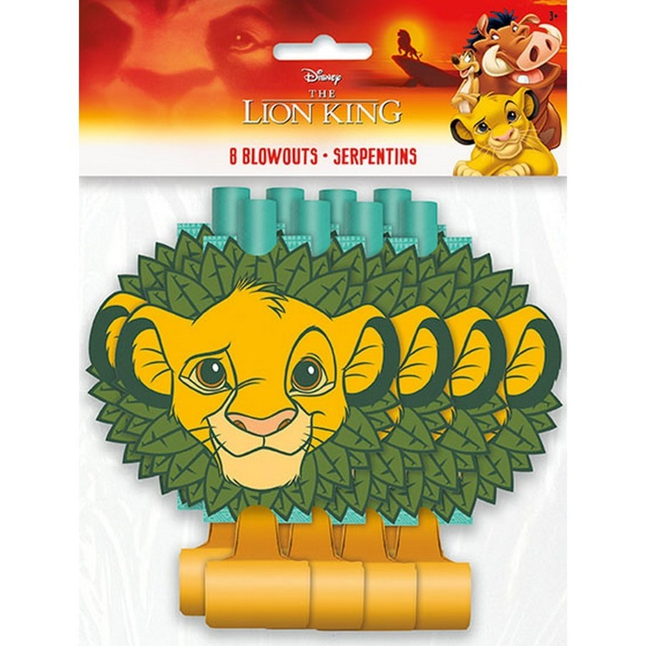 View larger image of The Lion King Blowouts, 8ct