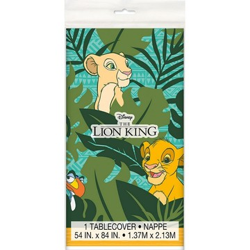 The Lion King Plastic Tablecover
