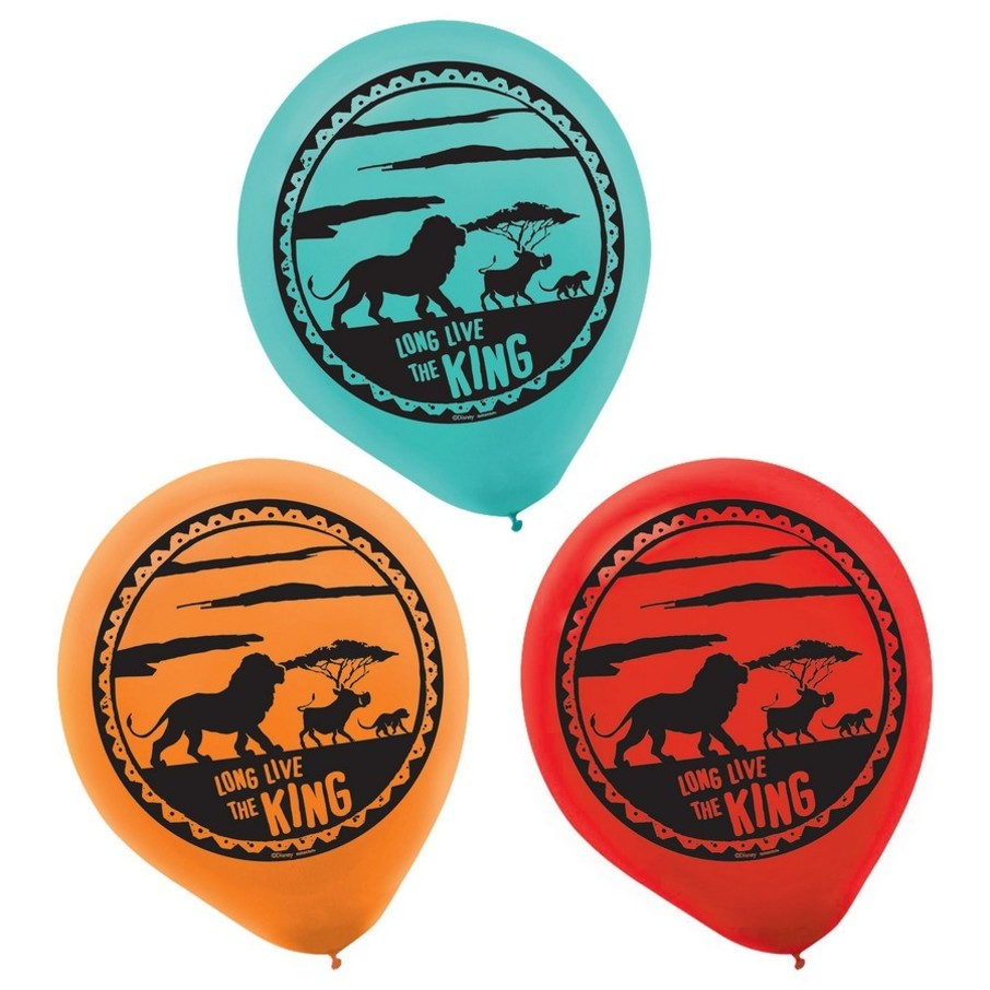 View larger image of The Lion King Printed Balloons (6)