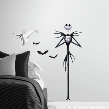 The Nightmare Before Christmas Jack Giant Peel & Stick Decals