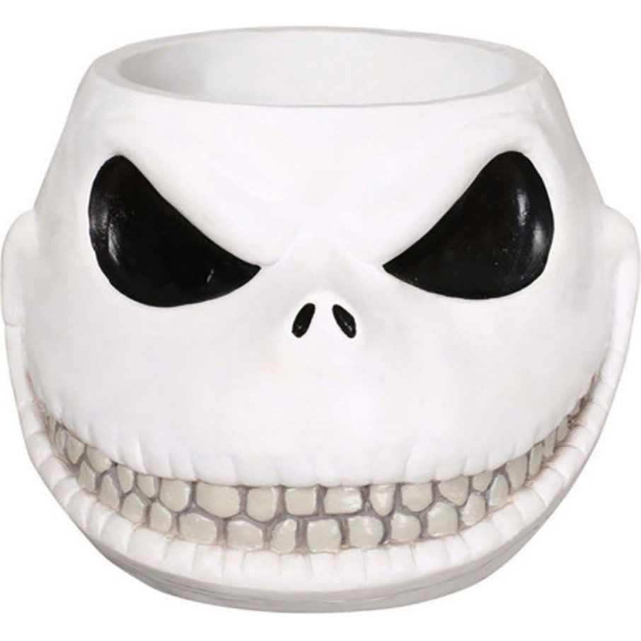 """View larger image of The Nightmare Before Christmas Jack Skellington 8"""" Candy Bowl"""