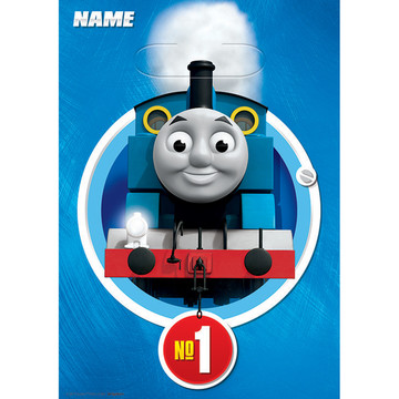 Thomas Loot Bags (8 Count)