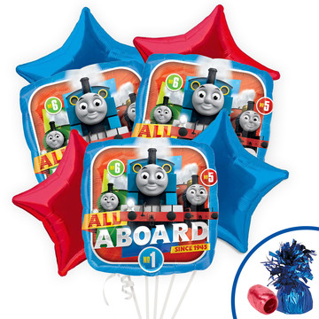 Thomas Party Balloon Kit