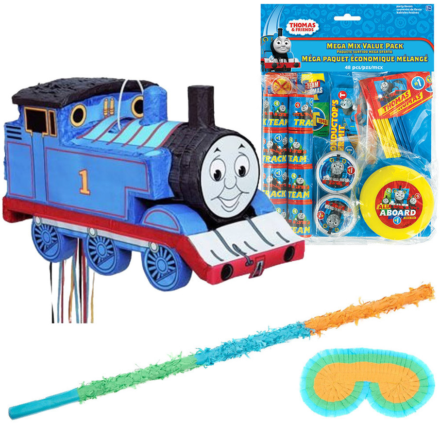 View larger image of Thomas The Tank Engine Deluxe Pinata Kit