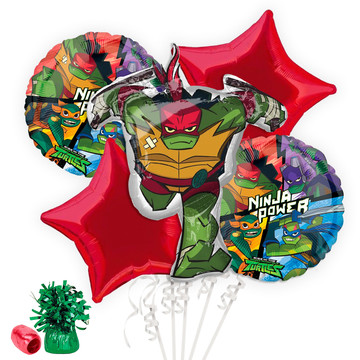 TMNT Balloon Bouquet Kit