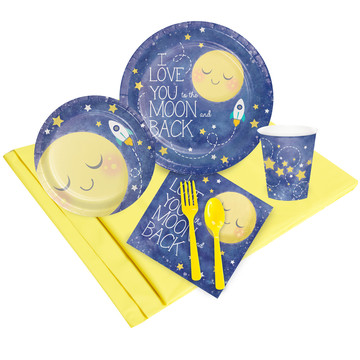 To The Moon Back Value Party Pack